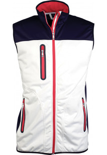 Men's tri-colour softshell bodywarmer