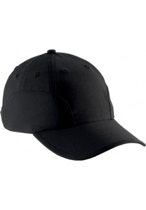Water-repellent cap - 9 panels