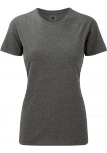 Ladies' HD crew neck T-shirt