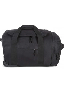 CABIN SIZE HOLDALL TROLLEY SUITCASE