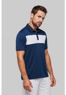 Adult short sleeve polo shirt