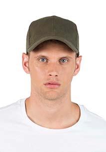 OEKOTEX CERTIFIED 6 PANEL CAP