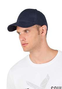 6 PANEL ORGANIC COTTON CAP