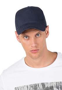 5 PANEL ORGANIC COTTON CAP