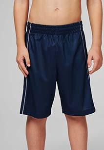 Kids' basketball shorts