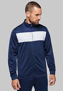 Adults' tracksuit top