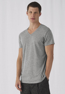 Men's Triblend V-neck T-shirt