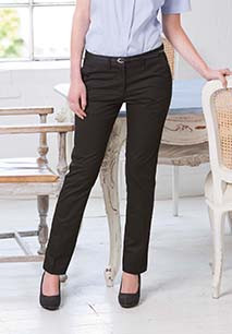 Ladies' 65/35 Chino Trousers