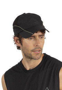 Soft mesh cap - 6 panels