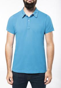 Men's short-sleeved polo shirt