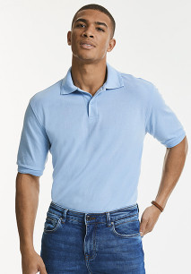 HEAVY Duty Polycotton Polo Shirt