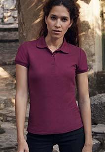 65/35 ladies' polo shirt (63-212-0)