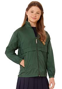 KIDS' SIROCCO Windbreaker