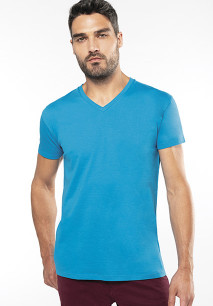 Men's BIO150 V-neck t-shirt