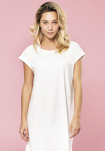 Ladies'long T-shirt