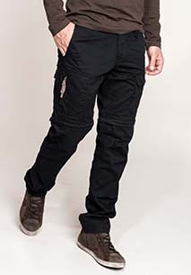 2 In 1multi pocket trousers