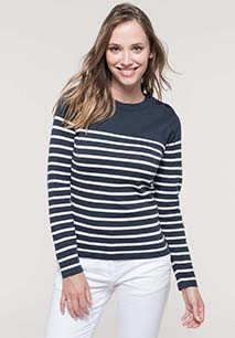 Ladies' sailor jumper