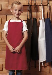 'Essential' waterproof bib apron