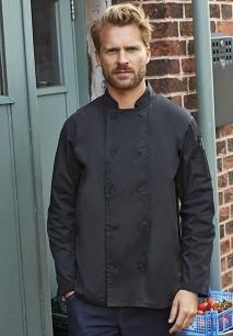 Coolchecker® chef's jacket