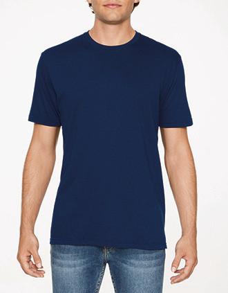 Softstyle print adult tubular t-shirt