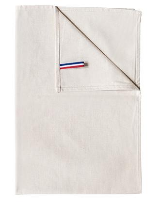 "Organic Hand towel - Tea towel ""Origine France Garantie"""