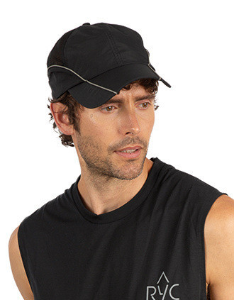 Soft mesh cap - 6panels