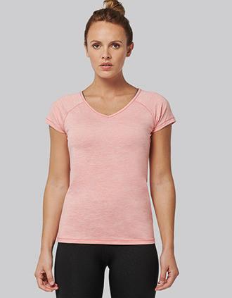 Ladies eco-friendly Sports T-shirt