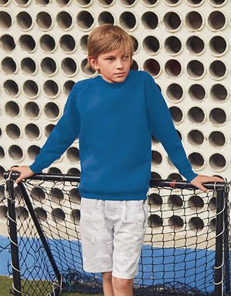 Kids' Raglan Sweatshirt (62-039-0)