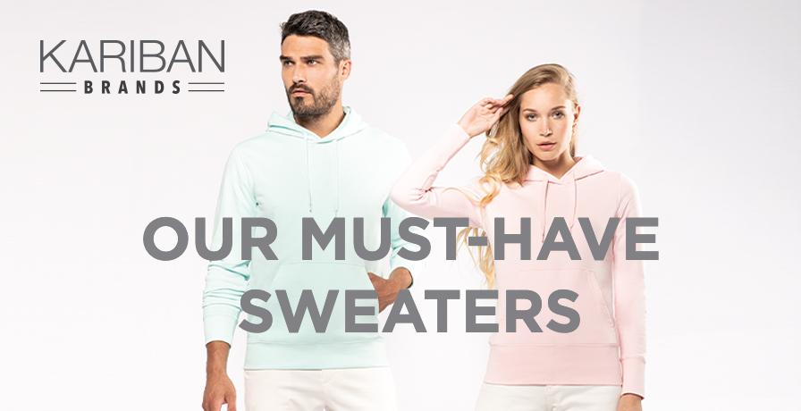 Sweatshirts KARIBAN BRANDS